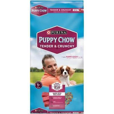 "Purina ""Puppy Chow"" Healthy Morsels Pup Food"