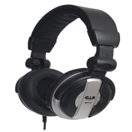 Mh110 Closed Back Studio Headphones   Easy Fold Comfort Fit