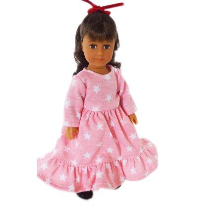 My Brittany's Mini 6 Inch Nightgown Fits Mini 6 Inch American Girl Dolls (American Girl Doll Night Light)