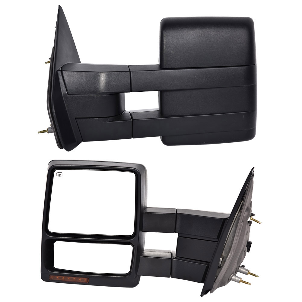 New FO1321242 Right Side Power Heated Door Mirror For Ford F-150 2004 2005 2006