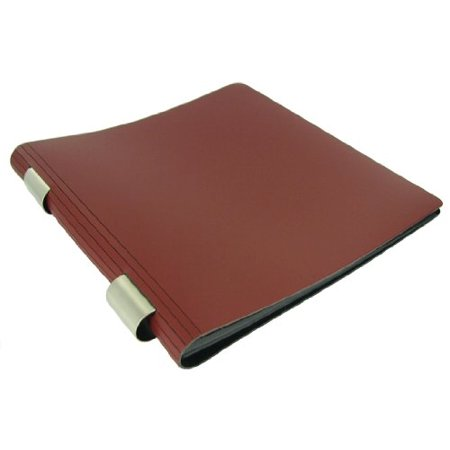 Prat Paris Pampa Rollin Red Leather Scrapbook Walmart