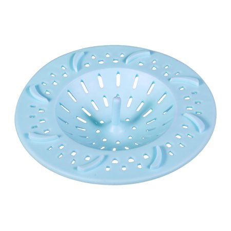 TSV Hair Catcher Shower Bath Drain Tub Strainer Cover Sink Trap Basin Stopper (Tub Shower Drain Covers)