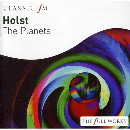 Holst: Planets (CD) (Symphonies Of The Planets)