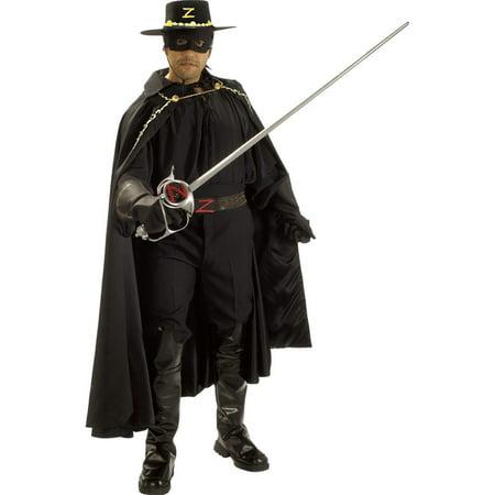 Adult High Quality Zorro Costume Rubies - Costumes High Quality