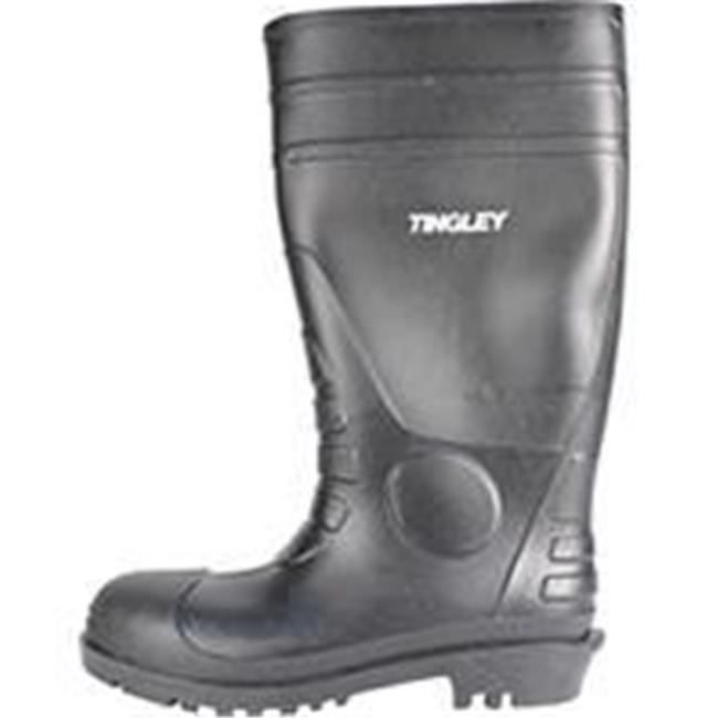 Tingley Rubber Corp.-Economy Pvc Knee Boots- Black Size 10 31151.10 - image 1 of 1