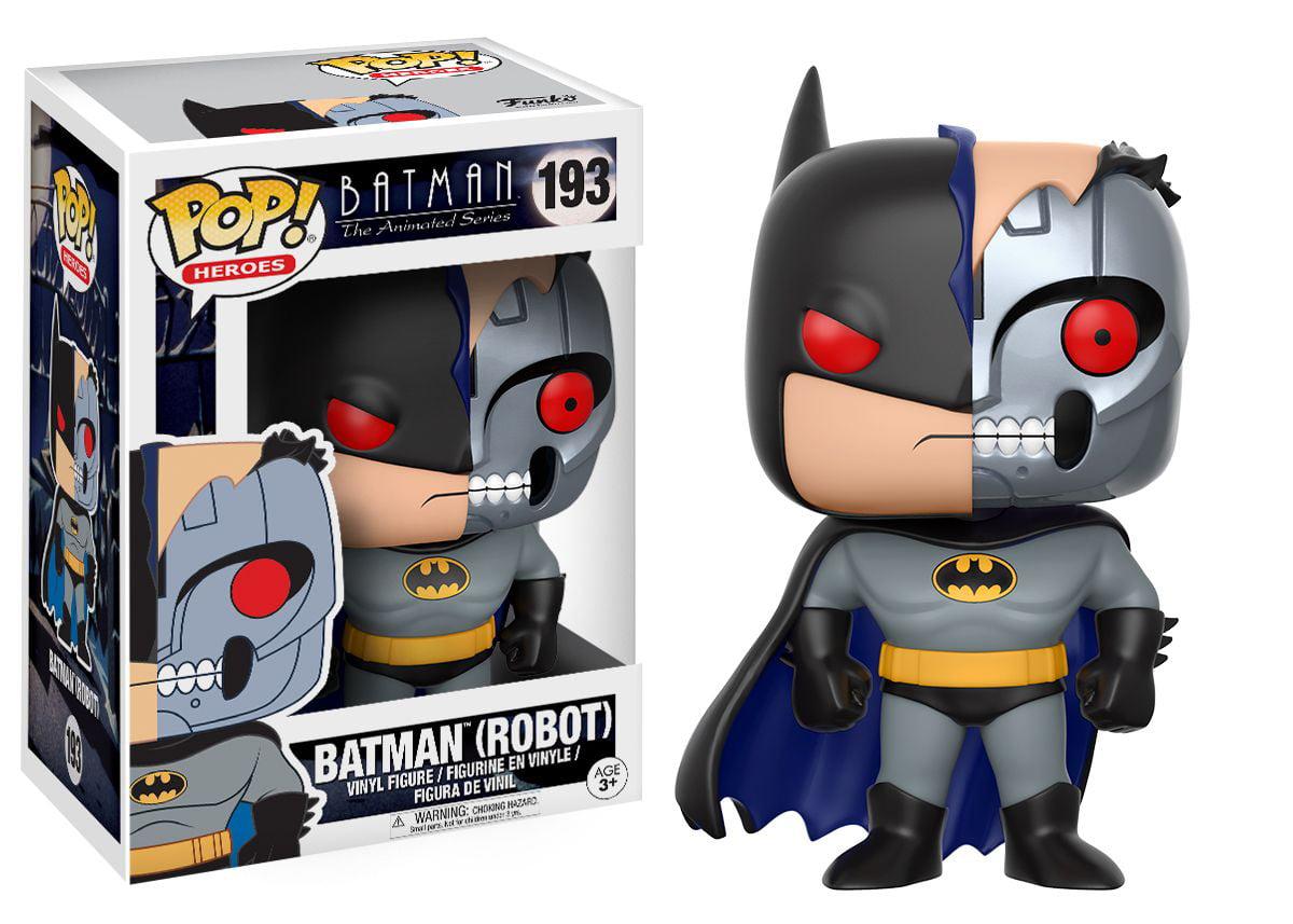 Funko POP Animation: Animated Batman Batman Robot by Funko