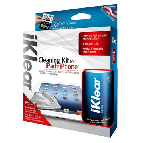 Iklear Ik-ipad Ipad[r] Cleaning Kit