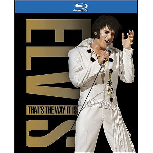 Elvis: That's The Way It Is (2001 Special Edition / 1970 Theatrical Edition) (Blu-ray Book + DVD) (Widescreen)