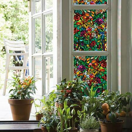DC Fix Spring Chapel Window (Best Film For Windows)