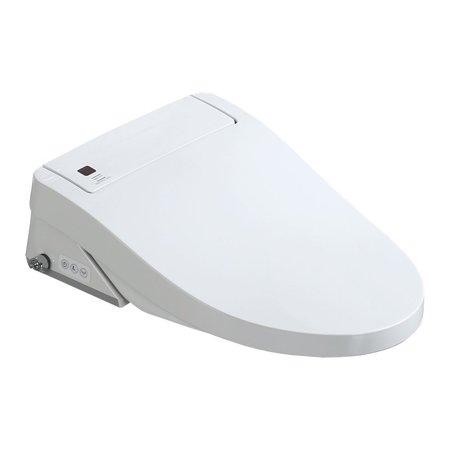WOODBRIDGE BDI-01 Advanced Bidet Smart Toilet Seat, White