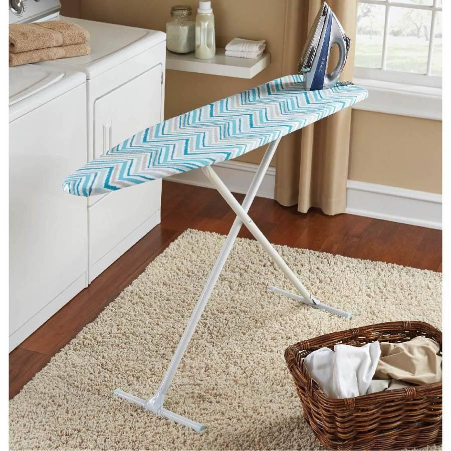 Mainstays T-Leg Ironing Board