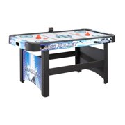 BlueWave NG1009H Face-Off 5 Ft. Air Hockey Table W  Electronic Scoring by Carmelli