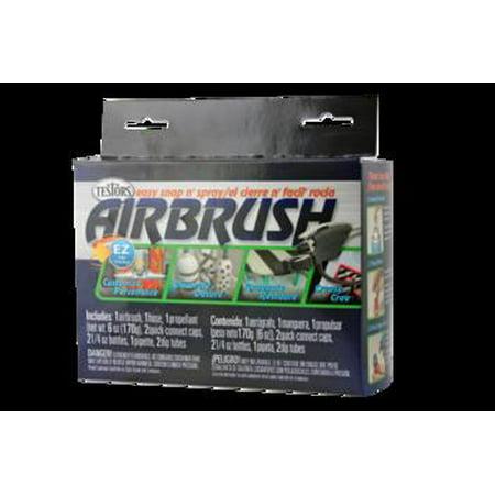 Testor 4038 Beginner Air Brush - Testors Airbrush Kits