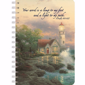 Journal-Kinkade-Beacon Of Hope Lighthouse