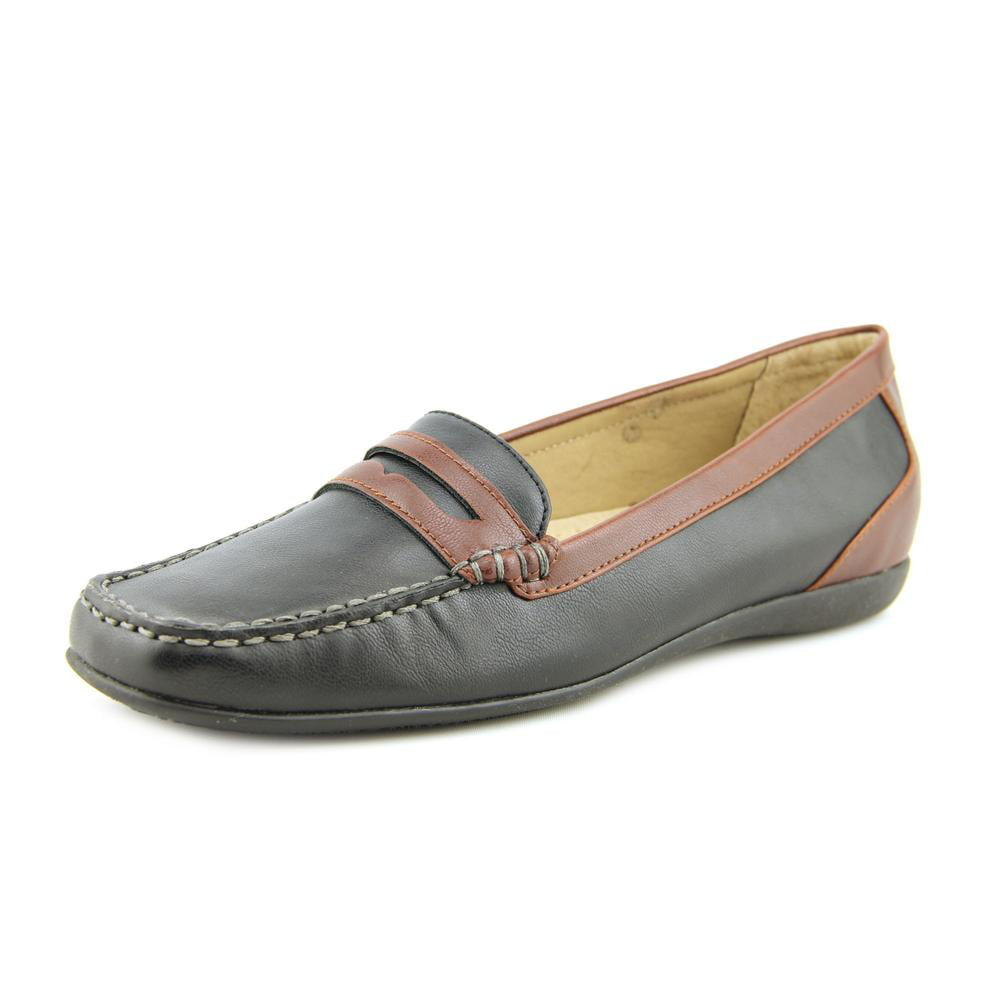 Trotters Francie W Square Toe Synthetic Loafer by Trotters