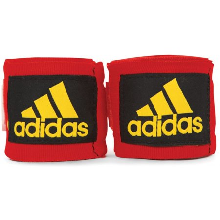 adidas Boxing, MMA Hand Wraps, Red ()