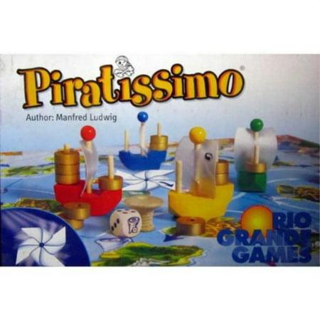 rio grande games piratissimo Noble Knight Games Dice