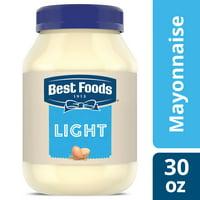 Best foods mayonnaise light mayo 30 oz