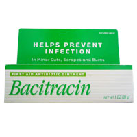 Perrigo Bacitracin First Aid Antibiotic Ointment - 1 Oz