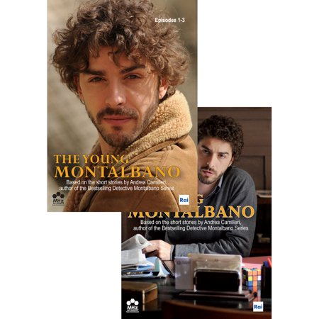 Office Us Halloween Episodes (Young Montalbano: Episodes 1-6 - DVD English Subtitles Region 1 (US &)