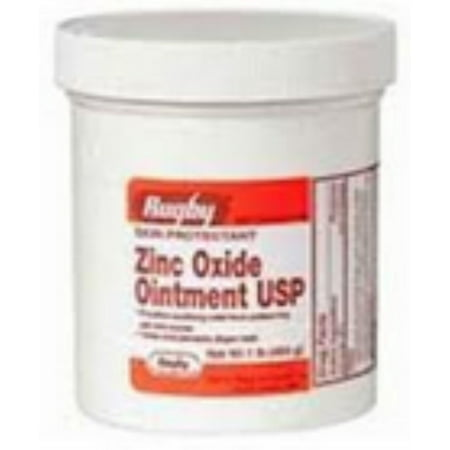 Rugby Zinc Oxide Ointment 1 lb