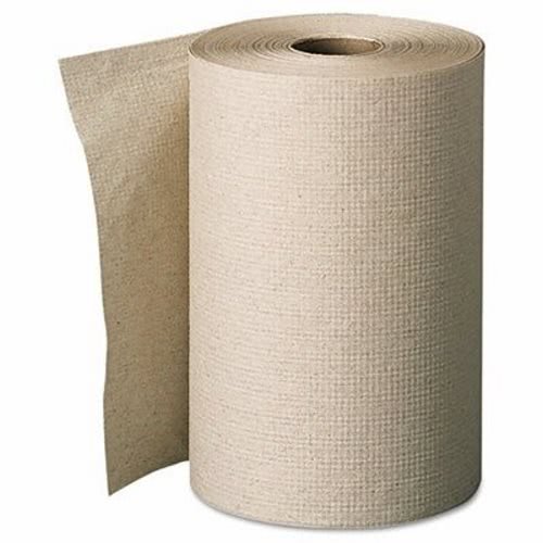 Envision 350 ft Brown Hard Roll Paper Towels, 12 Rolls (GPC26401)