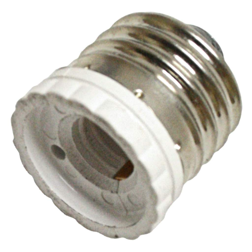 Litetronics 58870 - Medium Screw (E26) to Candelabra Screw (E12) Reducer (E26-E12 SOCKET ADAPTER)