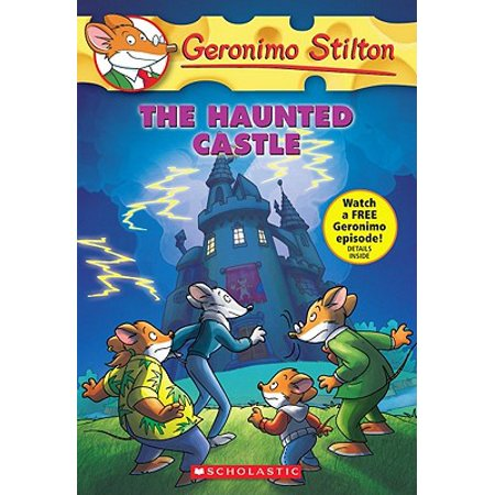 Geronimo Stilton #46: The Haunted Castle - The Haunted Tree