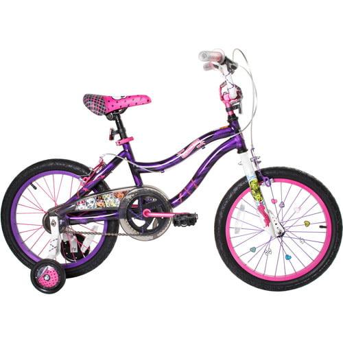 """Monster High 18"""" Girl's Bike"""