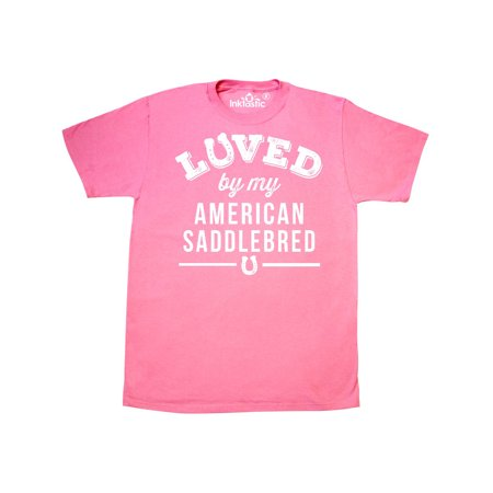 Inktastic - American Saddlebred Horse Lover Gift Idea T-Shirt - Walmart.com