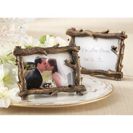 Scenic View Tree-Branch Place Card Holder