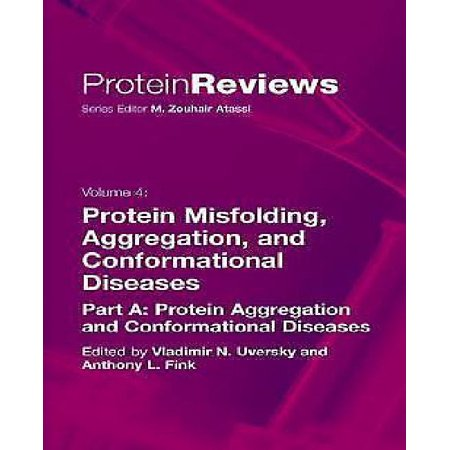 Protein Misfolding  Aggregation And Conformational Diseases  Vol  4