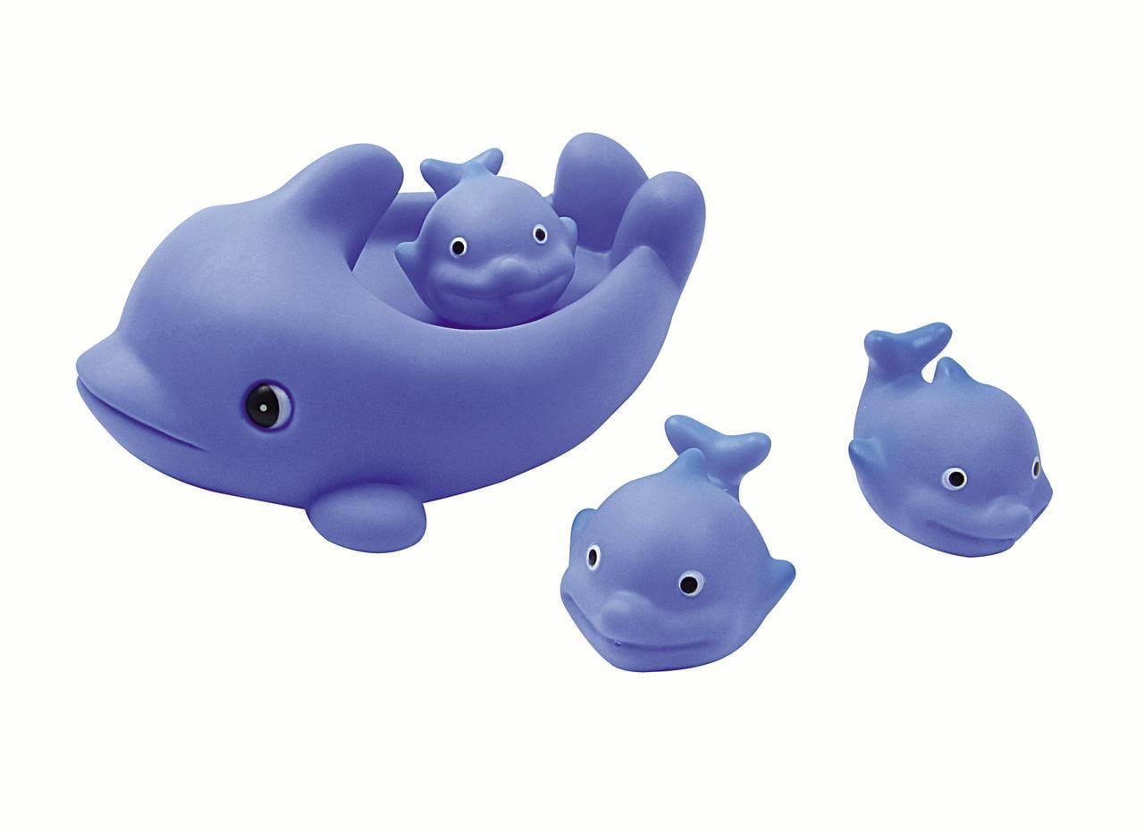 Tubby Scrubby Whale Family Bath Toys by Tubby Scrubby