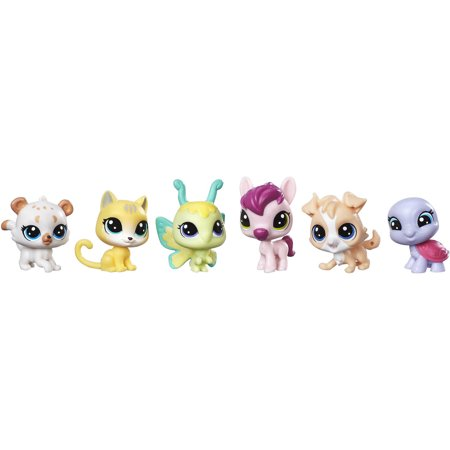 (Littlest Pet Shop Favorite Pet Collection)