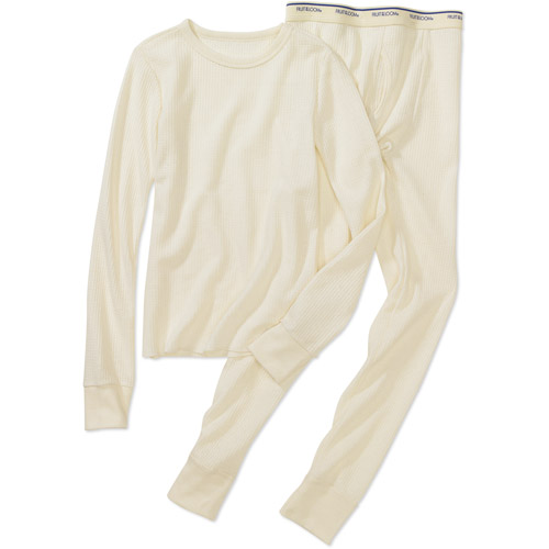 Fruit Of The Loom - Boys' 2-piece Therma - Walmart.com