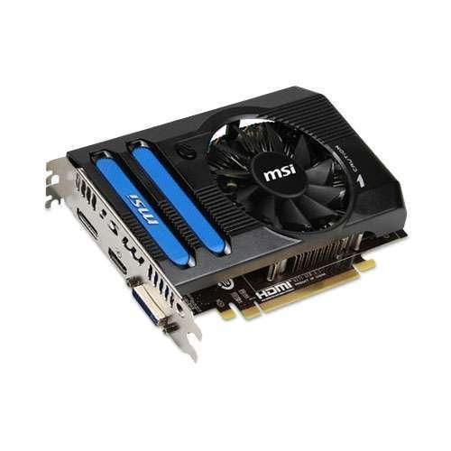 MSI Technologies AMD Radeon HD 7770 1GB DDR5 PCI Express 3.0 Graphics Card