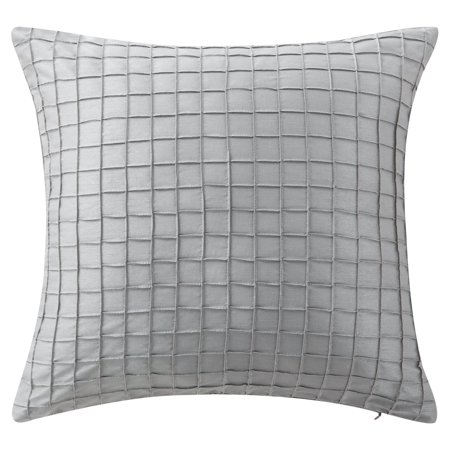 Waterford Ryan Platinum Decorative Throw Pillow by - Waterford Kilbarry Platinum China