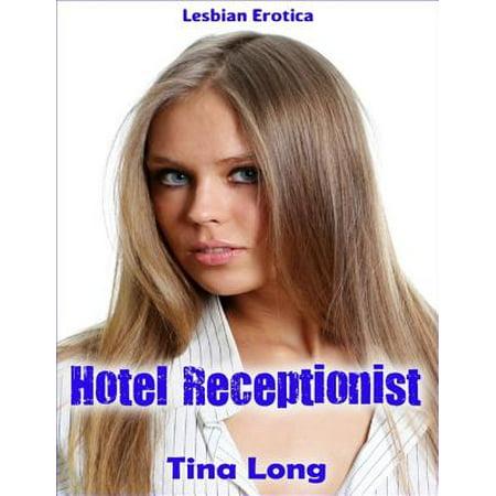 Lesbian Erotica: Hotel Receptionist - eBook - Halloween Receptionist