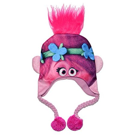 - Trolls Pink Poppy Winter Hat