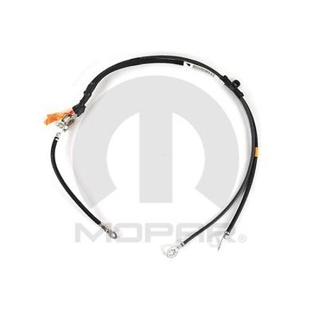 Battery Cable Negative Mopar 56000975ac Fits 2004 Dodge Ram 1500 4 7l V8