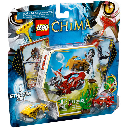 LEGO Chima CHI Battles Play Set