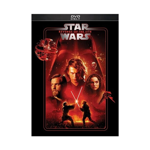 Star Wars Episode Iii Revenge Of The Sith Dvd Walmart Com Walmart Com