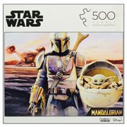 Buffalo Games - Star Wars - This Is The Way - 500 Piece Jigsaw Puzzle