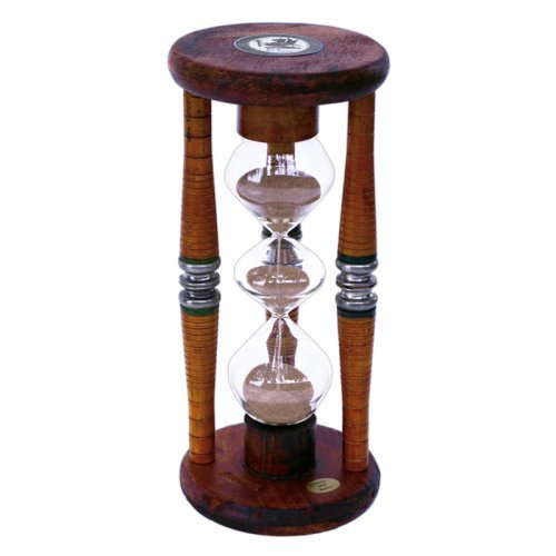 Three Tier Five Minute Sand Timer
