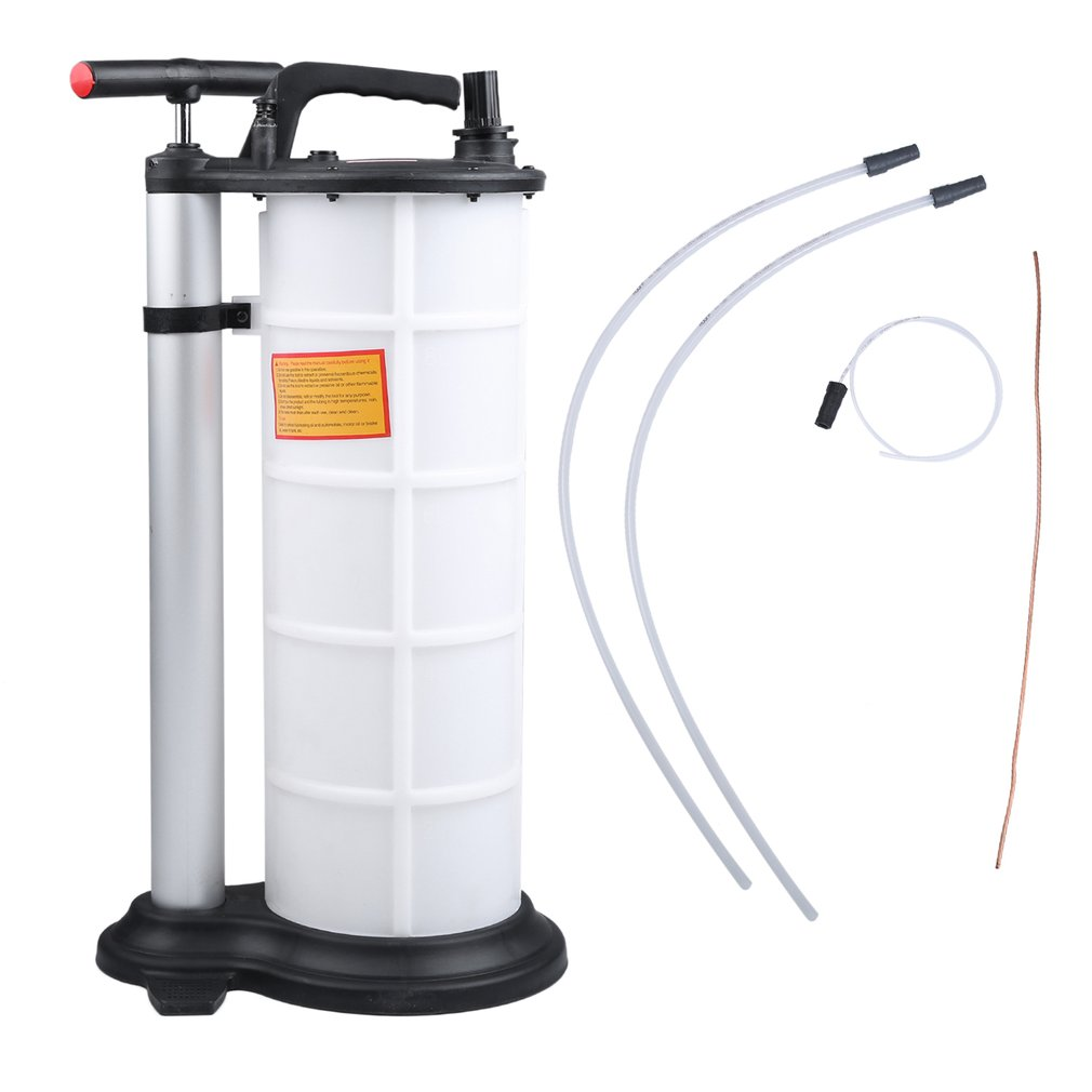 9L Practical Manual Car Oil Pump Fluid Evacuator Exchange Transfer Pump by LESHP