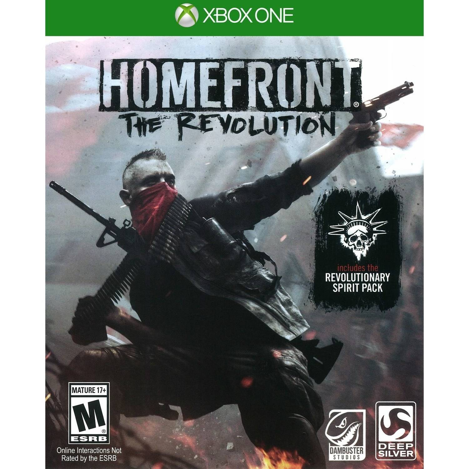 Homefront: The Revolution - Pre-Owned (Xbox One)