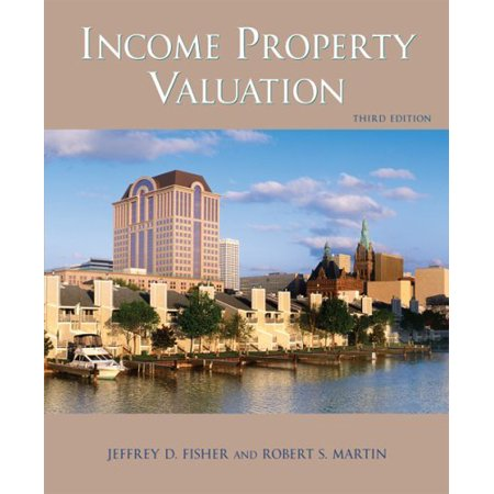 Income Property Valuation By Jeffrey Fisher