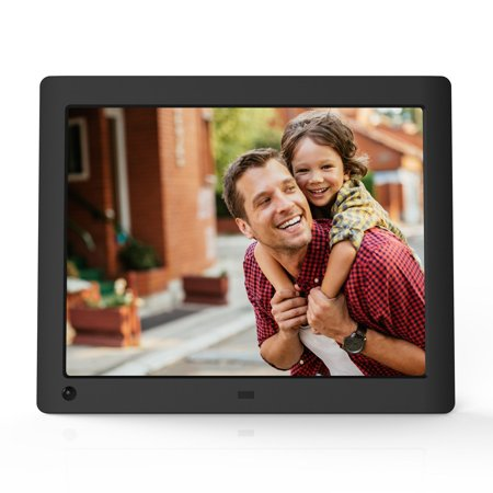 NIX Advance 8 inch Digital Photo & HD Video Frame (X08E) ()