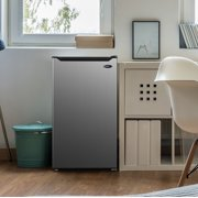 Danby 3.3 Cu. Ft. Compact Refrigerator in Stainless