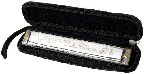 Hohner 455 Echo Celeste Tremolo Harmonica Ab by Hohner